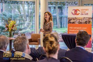 Workshop Adelka Vendl - Samen voor De Bilt viert 10-jarig bestaan (© Foto: HLP Images)