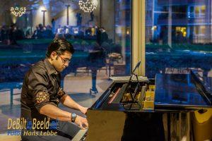Pianist Siavash Tafreshi - Samen voor De Bilt 10 jaar Symposium (© Foto: HLP Images)