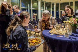 Reinaerde verzorgt catering tijdens viering 10 jaar Samen voor De Bilt (© Foto: HLP Images)