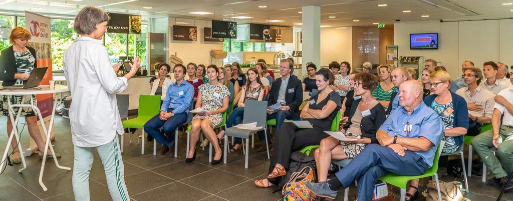 Samen voor De Bilt - Bijeenkomst 'De impact van technologie op werk' bij partner Rabobank Rijn en Heuvelrug, 18 juni 2019