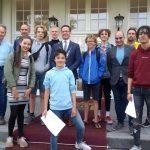 Leerlingen Keenschool onderzoeken woningbouw in gemeente De Bilt