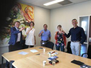 Poonawalla Science Park is nieuwe partner van Samen voor De Bilt.