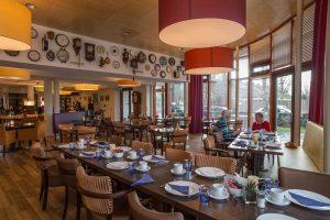 Restaurant Bij de Tijd is maatschappelijke partner van Samen voor De Bilt.