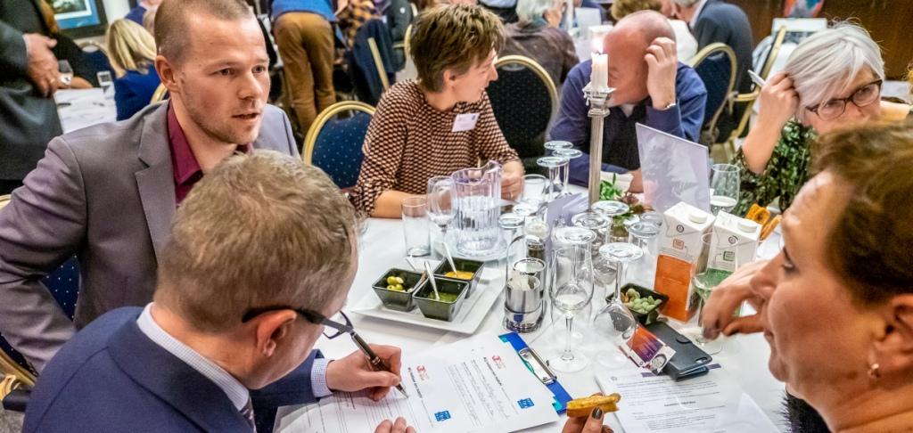Samen voor De Bilt organiseert in het najaar van 2020 het tweede Maatschappelijk Diner