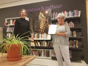 Bibliotheek Idea Bilthoven is partner geworden van Samen voor De Bilt.