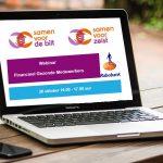 Webinar 26 oktober 2020 - 'Financieel gezonde medewerkers'