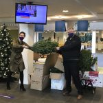 Samen voor De Bilt en Zeist - Rabobank Rijn en Heuvelrug schenkt prachtig versierde kerstbomen