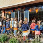 Samen voor De Bilt - Kinderen Julianaschool met Koningsspelen naar Huize Het Oosten